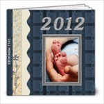 2012 Memories 8x8 Photo Book (30 Pages)