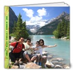 Canada Part 2 - 8x8 Deluxe Photo Book (20 pages)