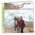 Canada 3 - 8x8 Deluxe Photo Book (20 pages)
