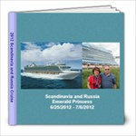2012 Cruise new - 8x8 Photo Book (100 pages)