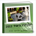 Halle Fusion 2012 - 8x8 Photo Book (20 pages)