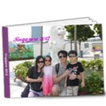 singapore2012 - 9x7 Deluxe Photo Book (20 pages)