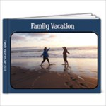 Family Vacation July 2012 - 9x7 Photo Book (20 pages)