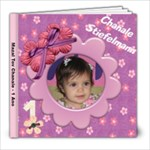 chanale 1 ano - 8x8 Photo Book (20 pages)
