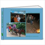 TRAVEL 1A - 11 x 8.5 Photo Book(20 pages)