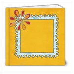 summer 6x6 photo book  - 6x6 Photo Book (20 pages)