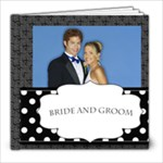wedding - 8x8 Photo Book (100 pages)