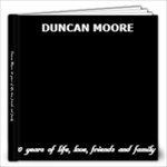 Duncan s 40th - 12x12 Photo Book (20 pages)