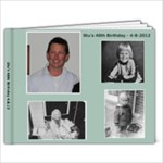Stu - 11 x 8.5 Photo Book(20 pages)