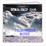 ROAD TRIP 2007 - 8x8 Photo Book (20 pages)