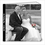 chris wedding - 8x8 Photo Book (20 pages)