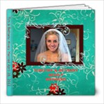 Bethany Wedding - 8x8 Photo Book (20 pages)