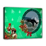 SimplyChristmas Vol1 - Canvas 14x11 (stretched)  - Canvas 14  x 11  (Stretched)