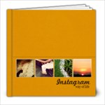 8x8 (20 pages) : Instagram Way of Life - 8x8 Photo Book (20 pages)
