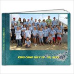 camp 2012 - 11 x 8.5 Photo Book(20 pages)