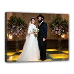 casamento 1 - Canvas 16  x 12  (Stretched)