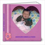 Addison - 8x8 Photo Book (20 pages)