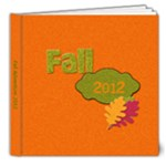 Fall Adventure deluxe 88 - 8x8 Deluxe Photo Book (20 pages)