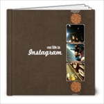 8x8 (30 pages) : Our Life in Instagram 2 - 8x8 Photo Book (30 pages)