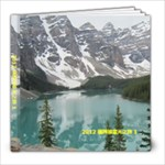 2012 Cross Canada - 8x8 Photo Book (60 pages)