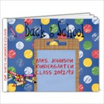 MRS JOHNSON CLASS - 7x5 Photo Book (20 pages)