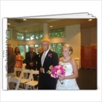 Kati s Wedding - 7x5 Photo Book (20 pages)