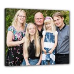 Familie billede_2 - Canvas 24  x 20  (Stretched)
