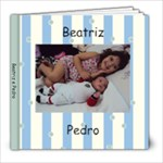 beatriz e pedro - 8x8 Photo Book (20 pages)