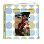 Jacob - 6x6 Photo Book (20 pages)