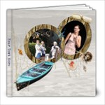 Oceanside Vol1 - 8x8 Photo Book (20 pgs) - 8x8 Photo Book (20 pages)
