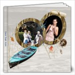 Oceanside Vol1 - 12x12 PhotoBook (20 pgs) - 12x12 Photo Book (20 pages)