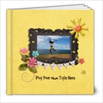 8x8 (20 pages): Days of Summer - 8x8 Photo Book (20 pages)