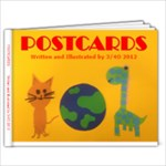 Postcards - 7x5 Photo Book (20 pages)