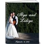 Wedding - For Ilya s Parents - 9x12 Deluxe Photo Book (20 pages)