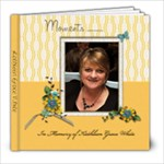Mum - 8x8 Photo Book (20 pages)