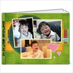 1213 - 7x5 Photo Book (20 pages)