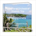 Philippines - 6x6 Photo Book (20 pages)