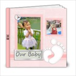 sister - 6x6 Photo Book (20 pages)