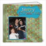 christmas memories - 8x8 Photo Book (20 pages)