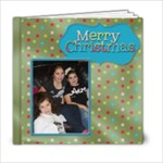 christmas memories - 6x6 Photo Book (20 pages)