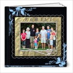 Family 2012 - 8x8 Photo Book (20 pages)