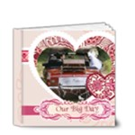 weddding - 4x4 Deluxe Photo Book (20 pages)