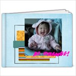 ORANGE - 7x5 Photo Book (20 pages)