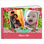 Myra Ma - 11 x 8.5 Photo Book(20 pages)