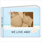 ABBY - 7x5 Photo Book (20 pages)