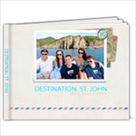 st john 2012 - 9x7 Photo Book (20 pages)