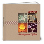 Krafty Instagram*ified - 8x8 Photo Book (20 pages)
