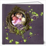 Lavender Dream - 12x12 Photo Book (20pgs) - 12x12 Photo Book (20 pages)