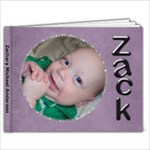 zack - 7x5 Photo Book (20 pages)
