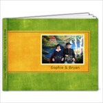 t1 - 7x5 Photo Book (20 pages)